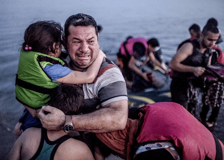 vluchtelingen
